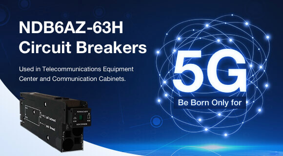 NDB6AZ-63H CIRCUIT BREAKERS