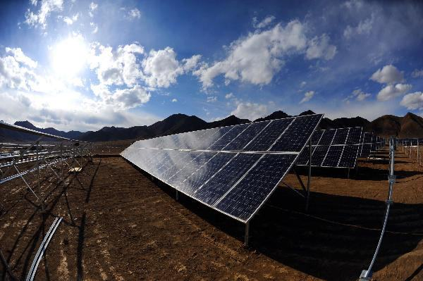 Nader supports Brazil's first fully digital large-scale solar project