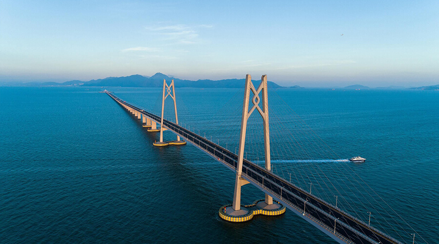 Nader - the super-supplier behind the Hongkong-Zhuhai-Macao Bridge