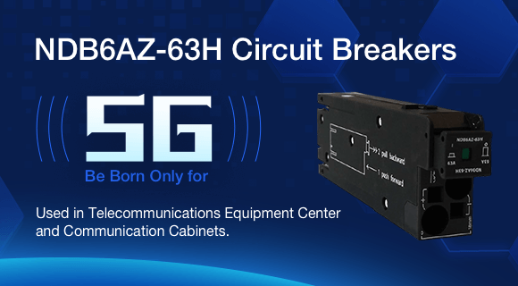 5G communication circuit breakers