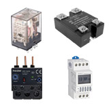 What are the common types of relays?
