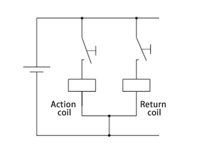 What are the precautions when using relays?