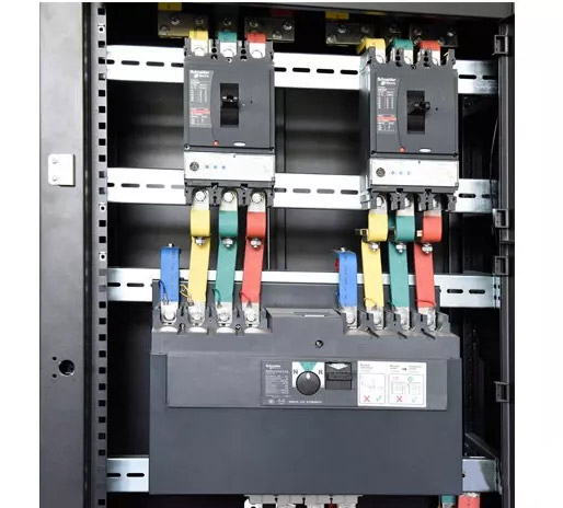 What is a molded case circuit breaker?