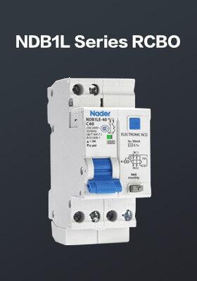Residual Current Operated Miniature Circuit Breaker