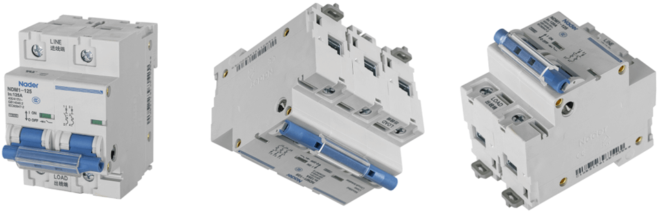 nader ndm1-125 series circiut breaker