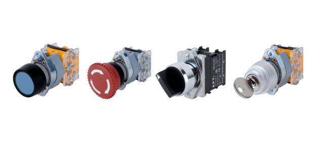 Four kinds of common electrical switches in industry